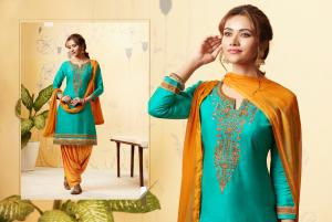 Kajree Fashion Of Patiyala 687