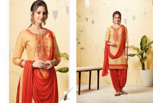 Kajree Fashion Of Patiyala 691