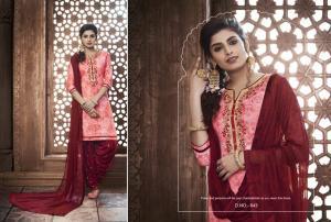 Kajree Fashion Saptrang By Patiala 643