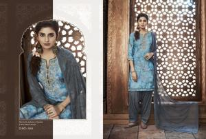 Kajree Fashion Saptrang By Patiala 644