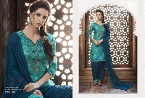 Kajree Fashion Saptrang By Patiala 650