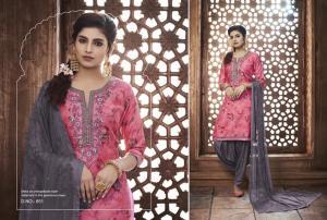 Kajree Fashion Saptrang By Patiala 651