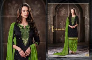 Kessi Fabric Patiala House 4221