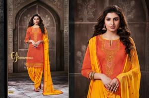 Kessi Fabric Patiala House 4222