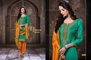 Kessi Fabric Patiala House 4229