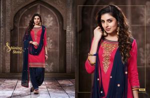 Kessi Fabric Patiala House 4230
