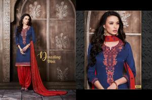 Kessi Fabric Patiala House 4231