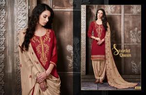 Kessi Fabric Patiala House 4232