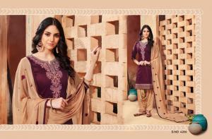 Kessi Fabric Patiala House 4261