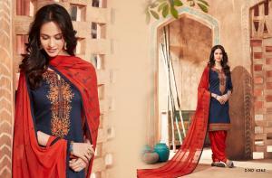 Kessi Fabric Patiala House 4262