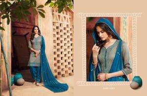 Kessi Fabric Patiala House 4263
