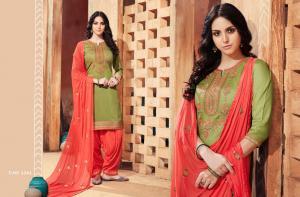Kessi Fabric Patiala House 4264