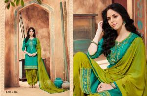 Kessi Fabric Patiala House 4266