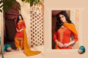Kessi Fabric Patiala House 4269