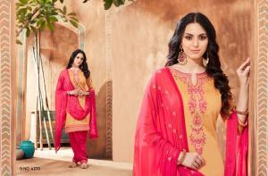 Kessi Fabric Patiala House 4270
