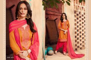 Kessi Fabric Patiala House 4271