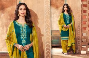 Kessi Fabric Patiala House 4272