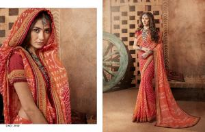 Kessi Fabrics Bandhej 8102