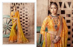 Kessi Fabrics Bandhej 8108