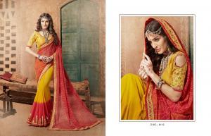 Kessi Fabrics Bandhej 8112