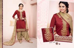 Kessi Fabrics Bridal By Patiala House 4163
