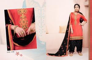 Kessi Fabrics Bridal By Patiala House 4168