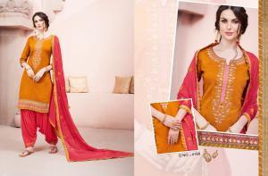 Kessi Fabrics Bridal By Patiala House 4169