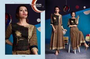 Kessi Fabrics Rangoon Elvira 1186