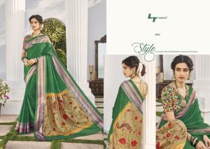 LT Fabrics Bandhan 5002