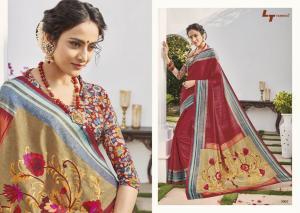 LT Fabrics Bandhan 5005