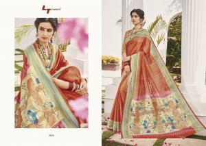 LT Fabrics Bandhan 5010