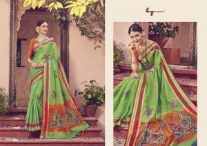 LT Fabrics Mayuri 3002