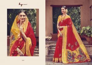 LT Fabrics Mayuri 3009