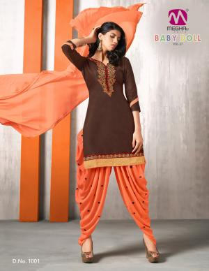 Meghali Suits Baby Doll 1001