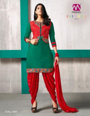Meghali Suits Baby Doll 1007