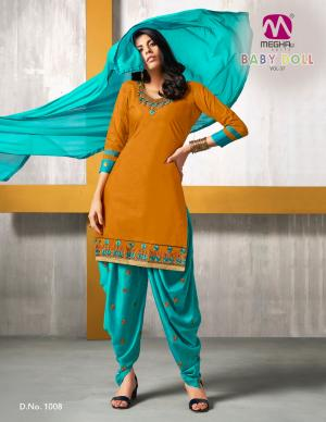 Meghali Suits Baby Doll 1008