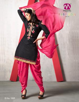 Meghali Suits Baby Doll 1009
