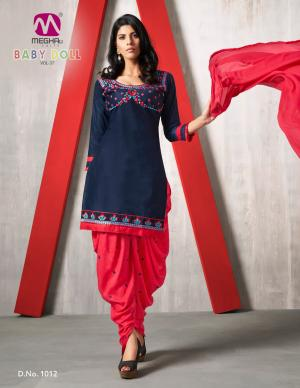 Meghali Suits Baby Doll 1012