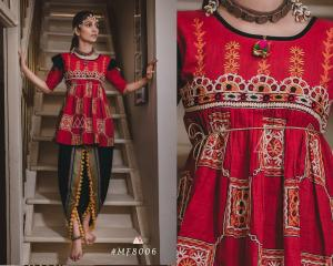 Mesmora Dholida Female Kedia Collection 8006
