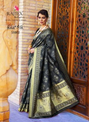 Rajtex Ikkat Silk 51002