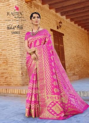 Rajtex Ikkat Silk 51003