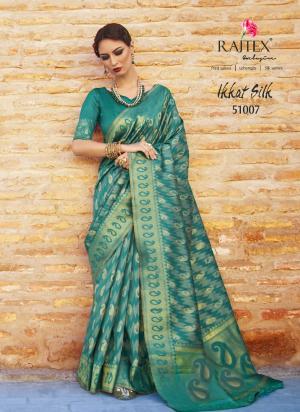Rajtex Ikkat Silk 51007