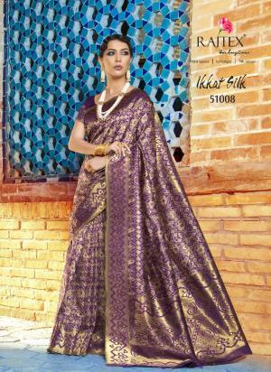 Rajtex Ikkat Silk 51008