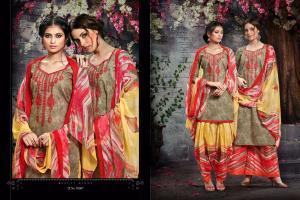 Sargam Prints Shaziya 70007