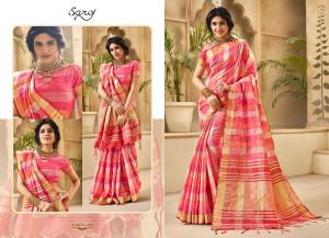 Saroj Apple Linen Cotton 1003