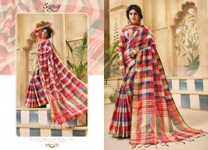 Saroj Apple Linen Cotton 1005