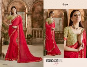 Saroj Saree Evergreen 97001