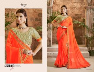 Saroj Saree Evergreen 97006
