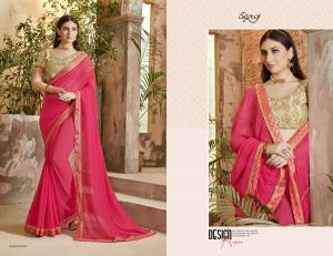 Saroj Saree Evergreen 97007