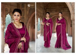 Saroj Saree Heritage 99004